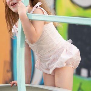 Toddler 4/5 Tutu Du Monde Playsuit